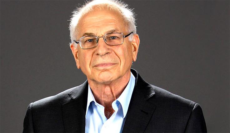nobel prize winner Daniel Kahneman