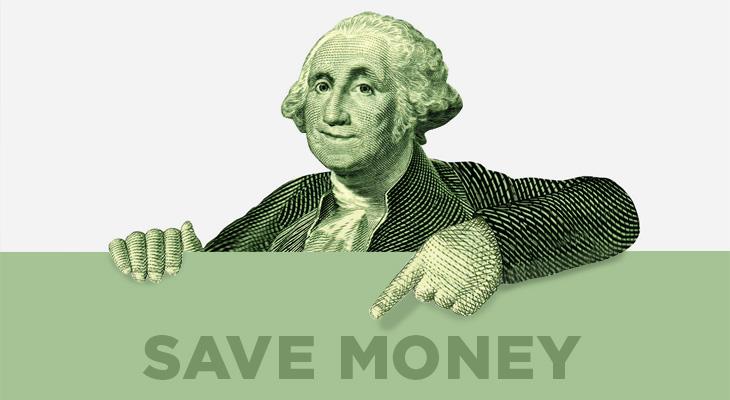 reklamda parayı doğru kullanmak, save money
