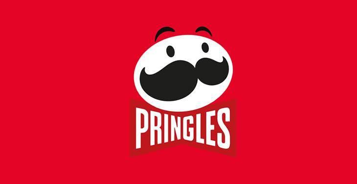 Pringles Yeni Logo
