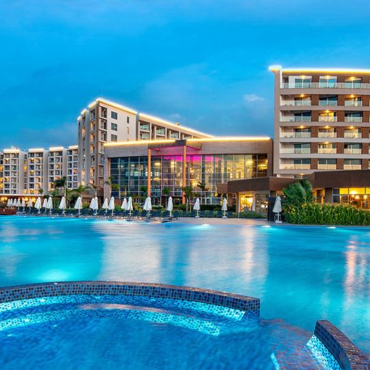elexus hotel web tasarimi