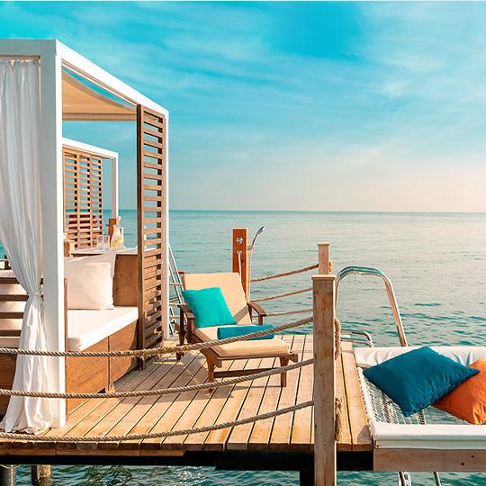 elexus hotel sahil gorseli