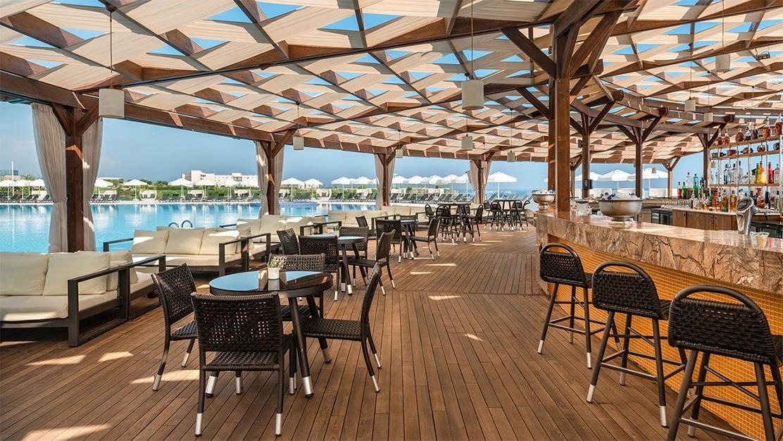 Elexus Hotel bar