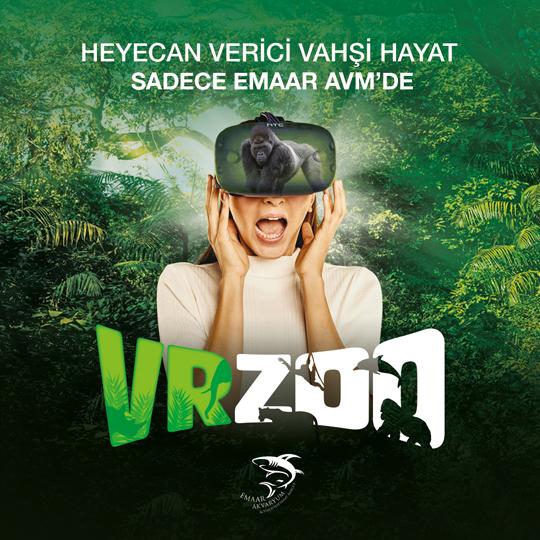 VrZoo sosyal medya görsel tasarımı