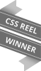 css reel site of the day award