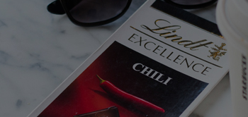lindt excellence chili