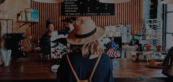 kahve dükkanı konsepti